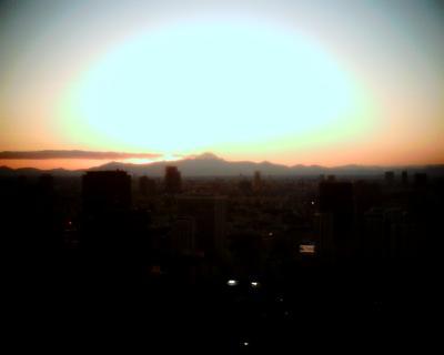 富士山夕景20130126:Entry