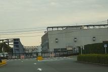 トヨタの工場