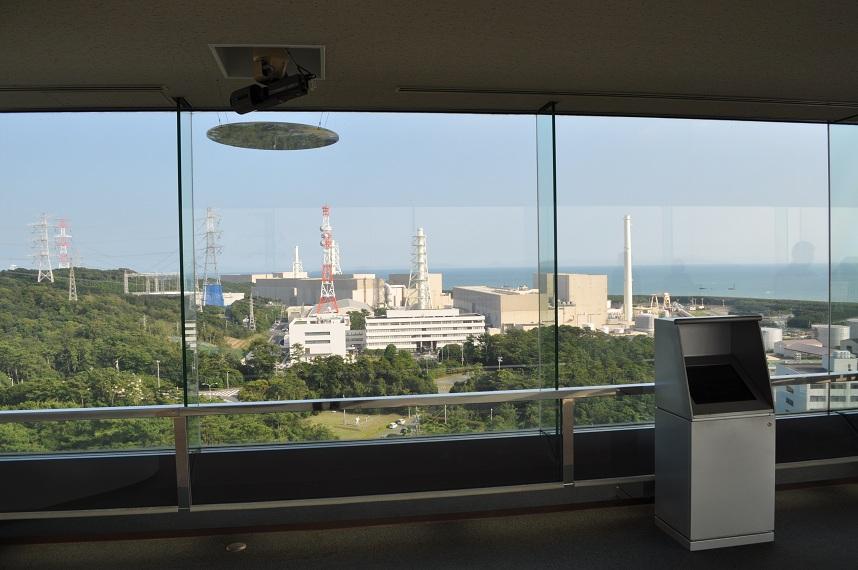 201107 浜岡原子力館