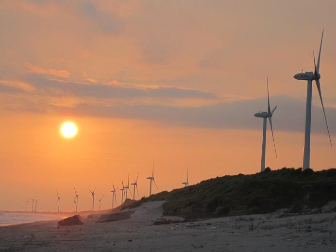 201107浜岡風力発電