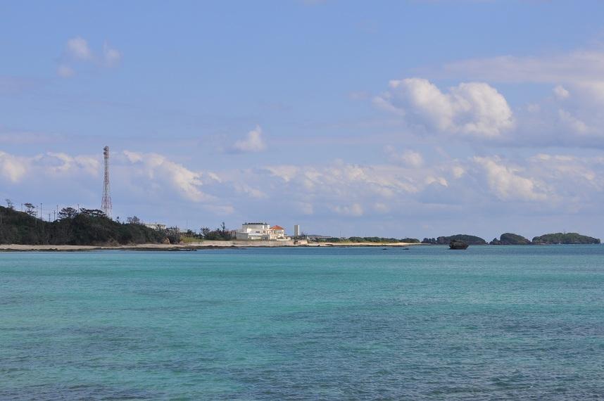 辺野古沖の海