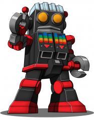 up-robo-(決_mini