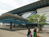 会場のポートメッセ名古屋3号館