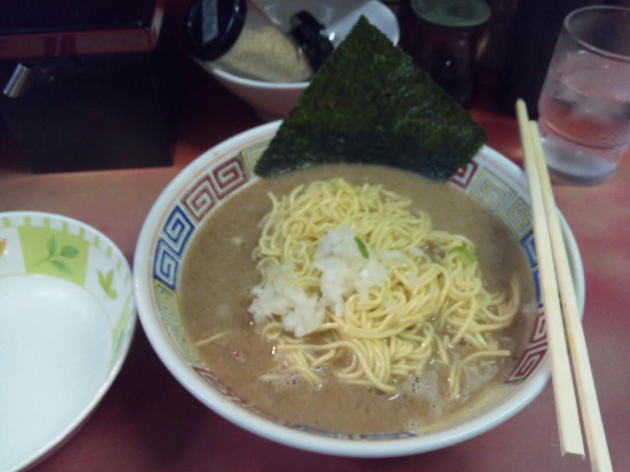 長浜ラーメン世田谷店(2杯目)