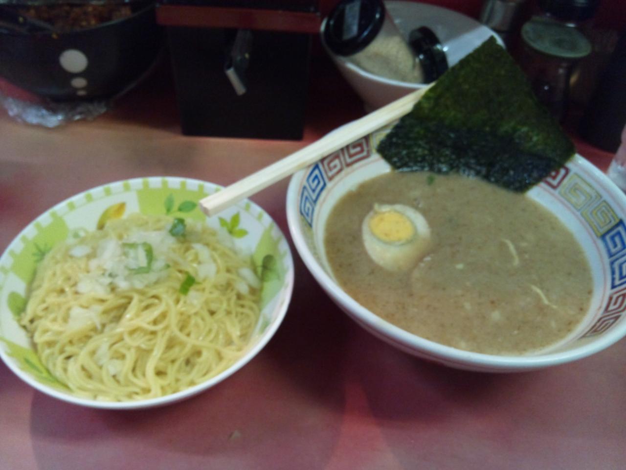 長浜ラーメン世田谷店(3杯目)