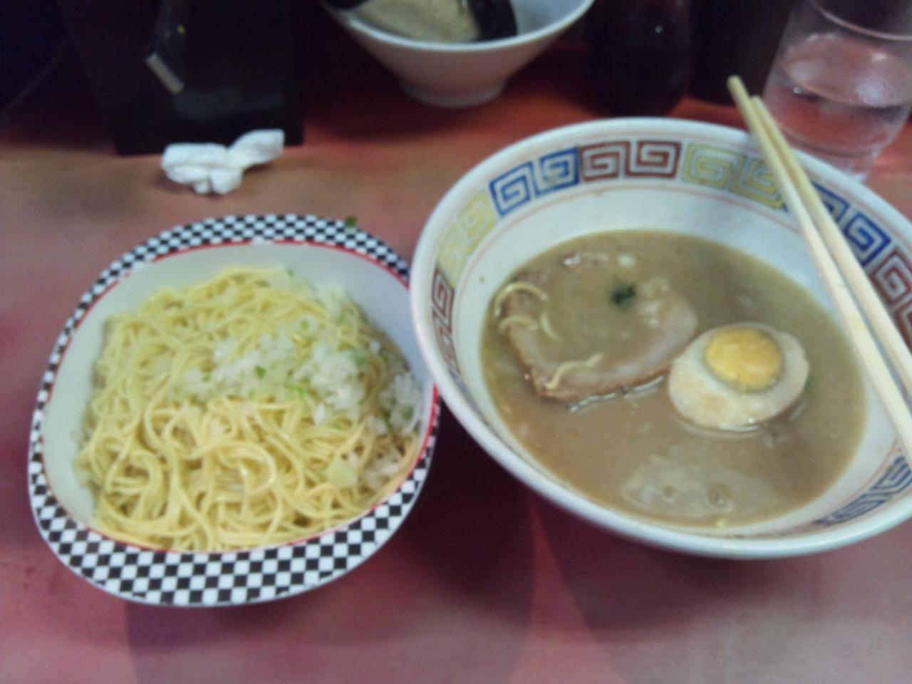 長浜ラーメン世田谷店(5杯目)