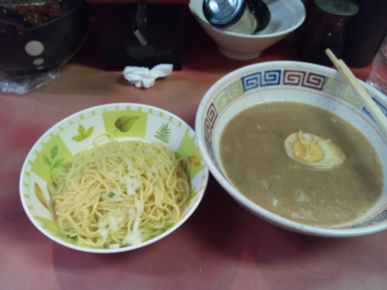 長浜ラーメン世田谷店(7杯目)