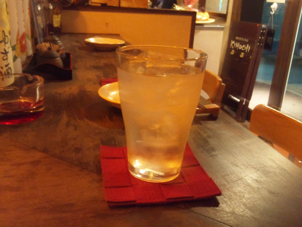 居食DINING_KIMOCHI(テーブル)