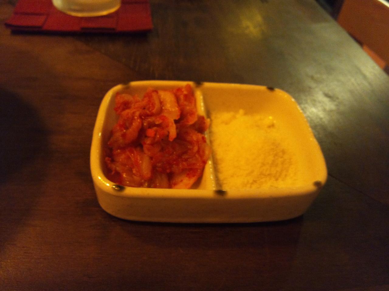 居食DINING_KIMOCHI(肉味噌丼)