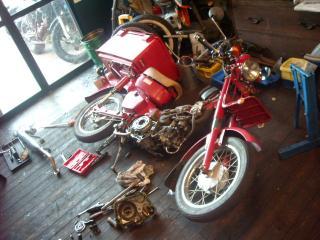 クラッチOH 20111127 001