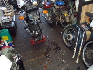 GさまXZ400 20120512 (1)