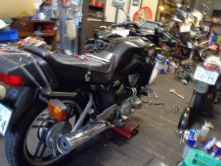 GさまXZ400 20120512 (5)