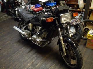 GさまXZ400 20120520 (1)