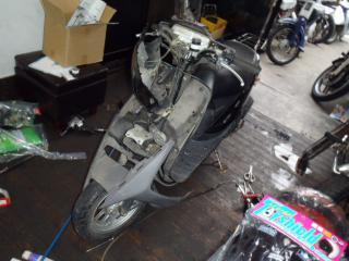 原付修理20120526 (1)
