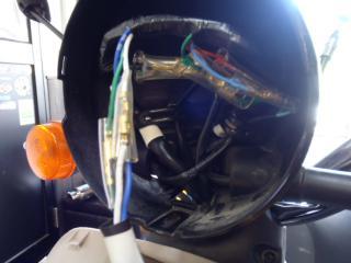原付修理 20120610 (2)