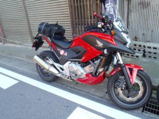 TさまNC700 20121020 (1)
