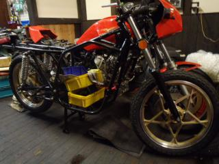 SさまGS400 20121120 (1)