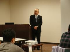 竹尾先生2010年10月17日