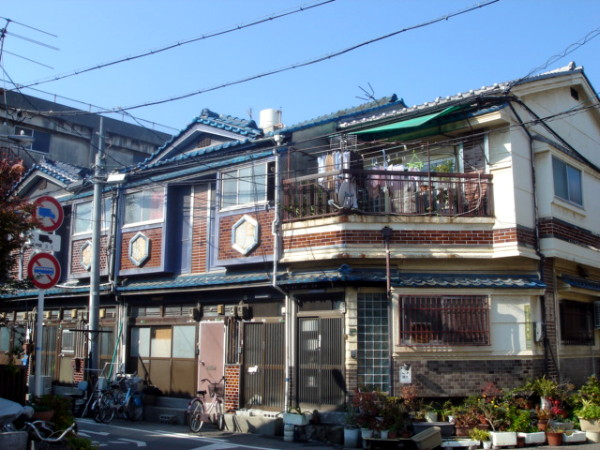 大阪西九条
