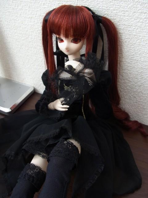 ミカヅキ 薔薇乙女01