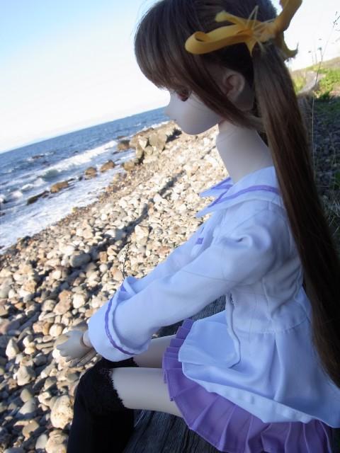 朝里海水浴場06
