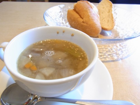 BOZU スープ