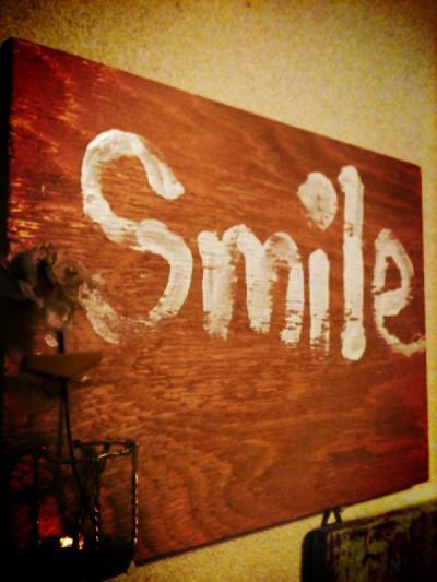 smileプレート