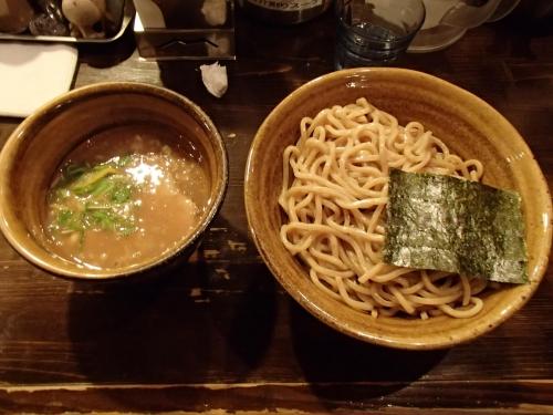 えん寺 ベジポタつけ麺 胚芽麺_convert_20131219201617