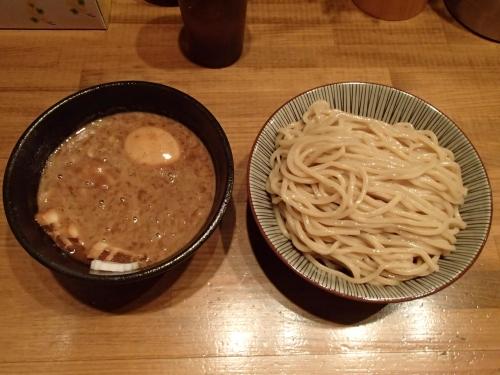 狸穴 特製つけ麺_convert_20131221233803