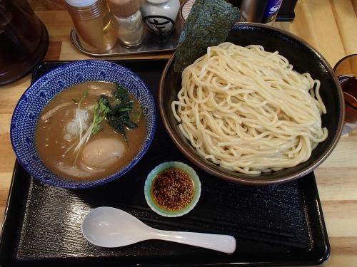 中川會 頂 濃厚つけ麺_convert_20131229124034