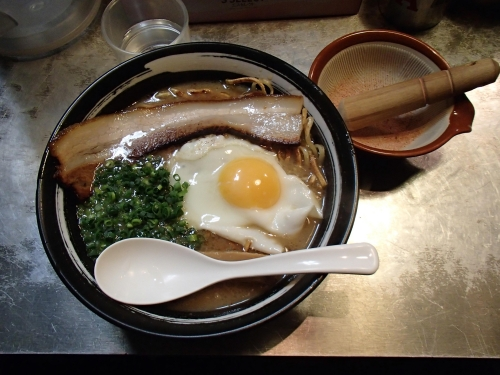 劔 目玉焼き乗せ焼き麺_convert_20140126204440