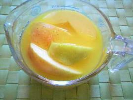 リンゴオレンジ