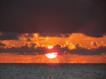 2日夕陽クライマックス(4)