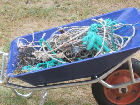 ゴミロープ