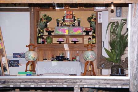 2011獅子舞仏壇
