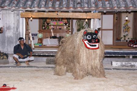 2011獅子舞1頭