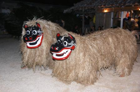 2011獅子舞2頭