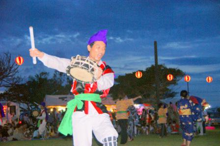 2011明石壮年と踊り