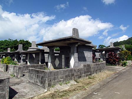 現代標準墓