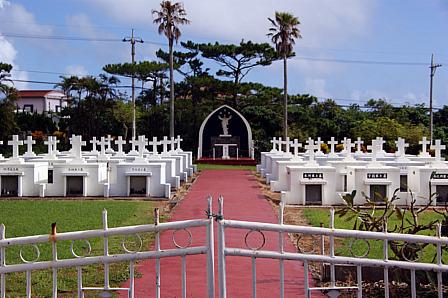 カトリック墓