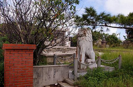 シーサー墓
