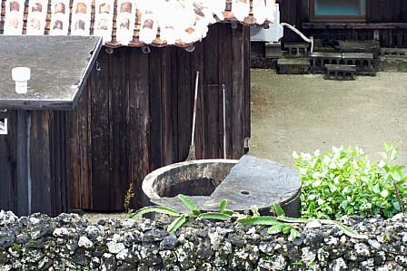 竹富雨水タンク