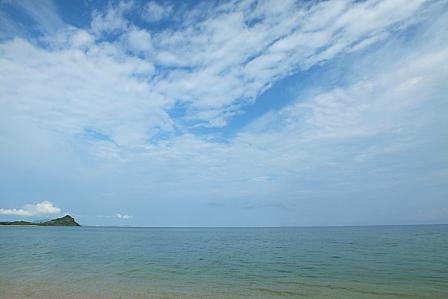 4月20日の浜