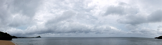 梅雨は明けずPNRM