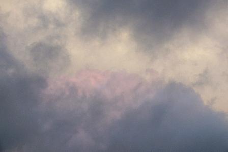 16日5時59分紫
