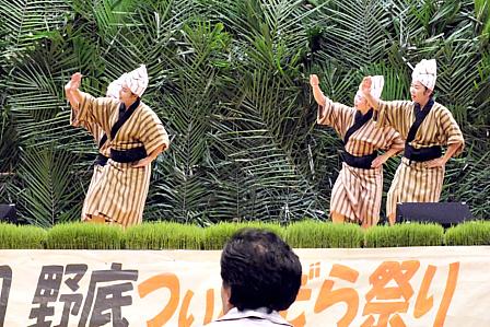 舞踊・黒島口説