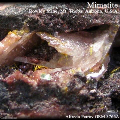 ペ3766A_ミメット鉱