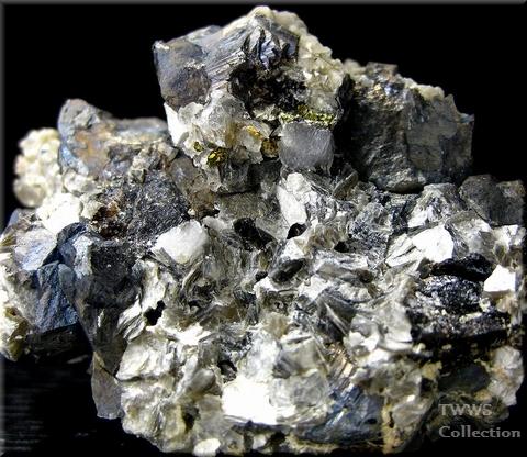 硫砒鉄鉱&水晶1アップ5
