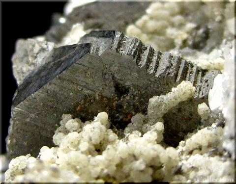 硫砒鉄鉱&水晶1アップ2