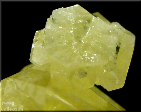 白鉛鉱_中国1アップ1